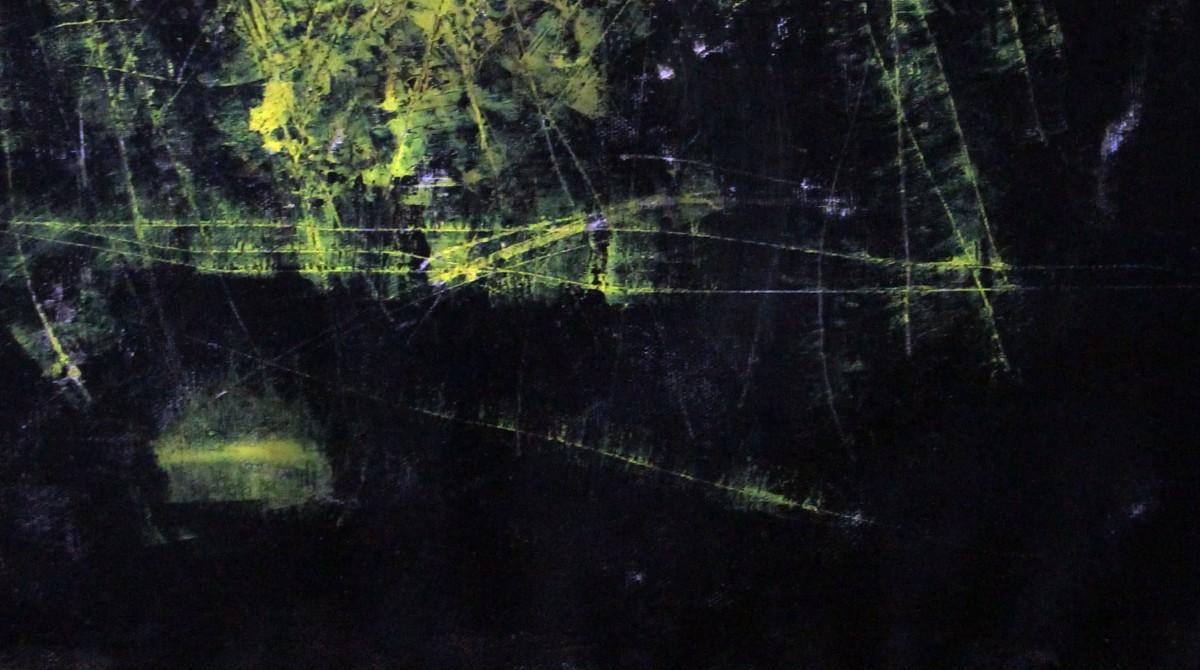 Cosmic Still Life - Öl - Leinwand 40x30cm