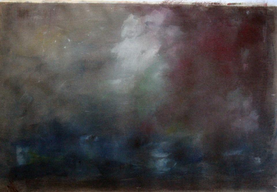 O.T. - Öl - Leinwand 70x50cm